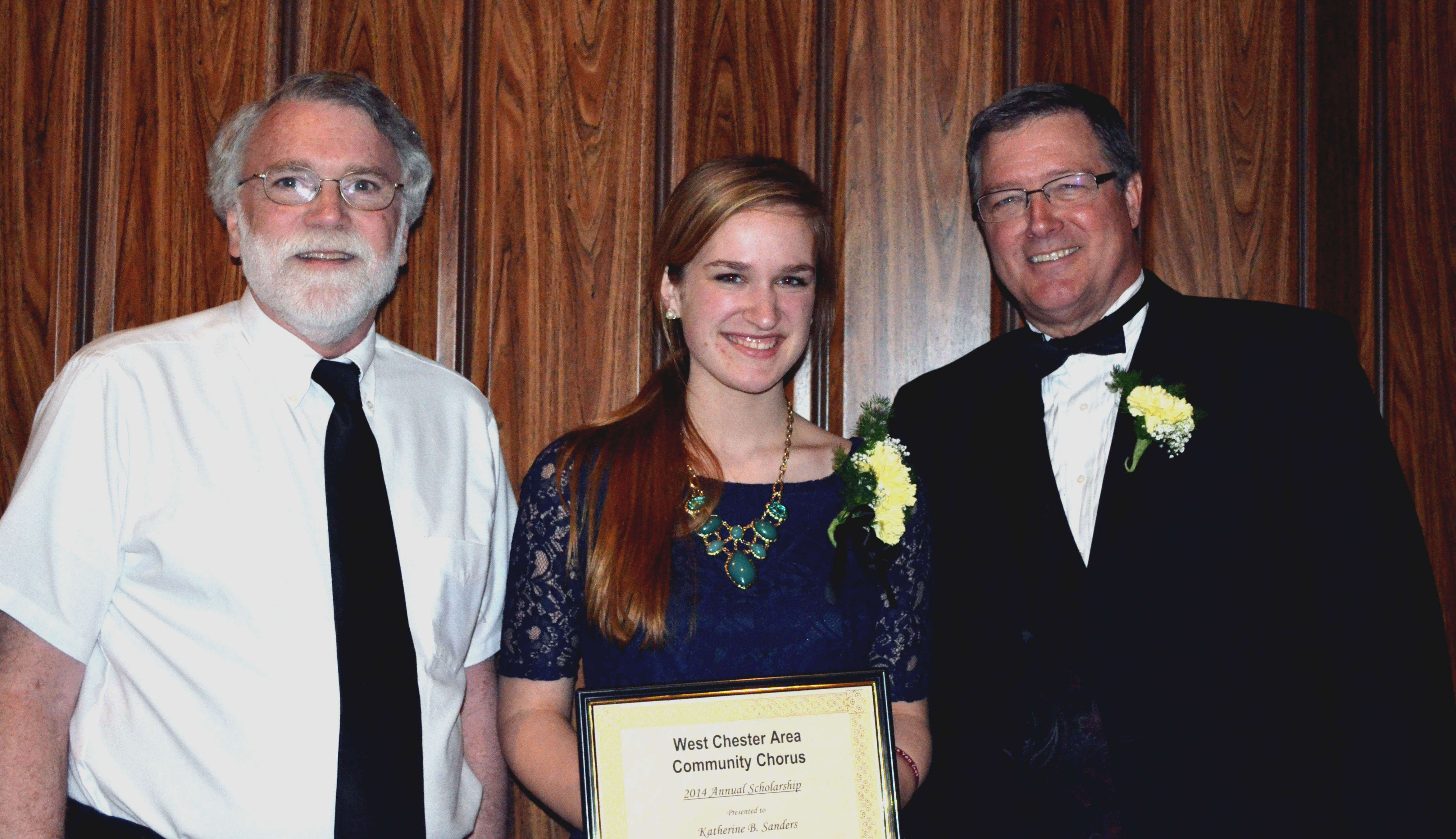 2014 Scholarship Recipient - Katharine Sanders